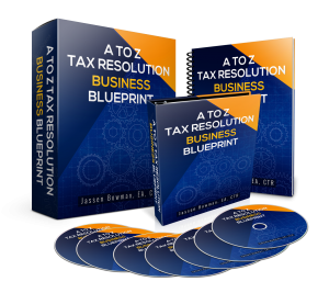 The A to Z Tax Resolution Business Blueprint