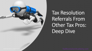 Tax Resolution Referral Marketing Toolkit